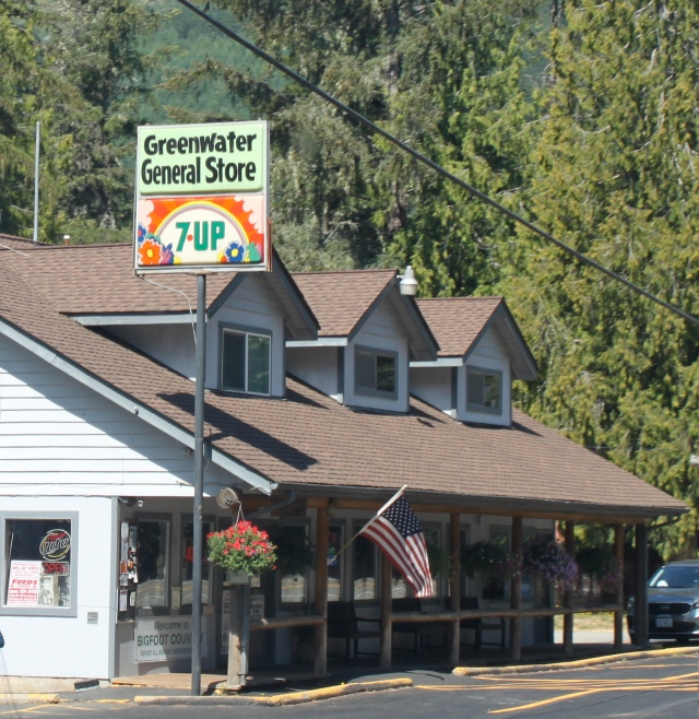 Greenwater General Store