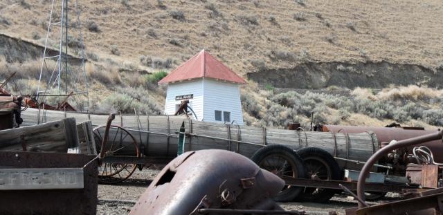 wood barrel wagons