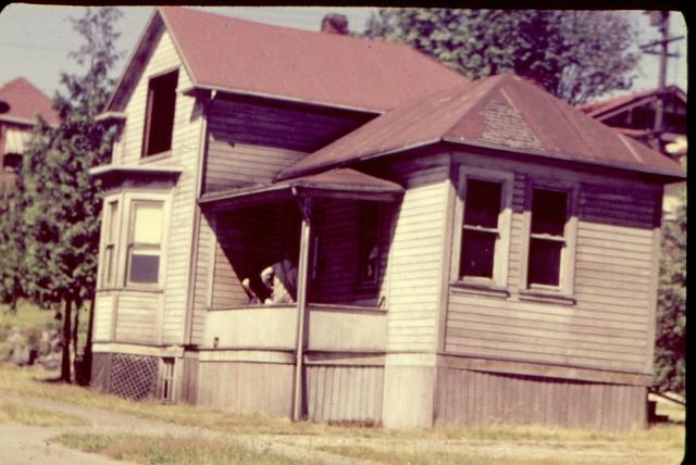 Greenlake House 1953