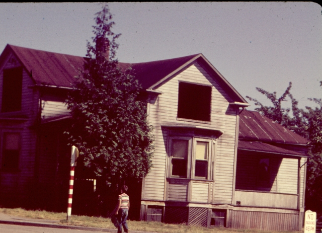 Greenlake House in 1953