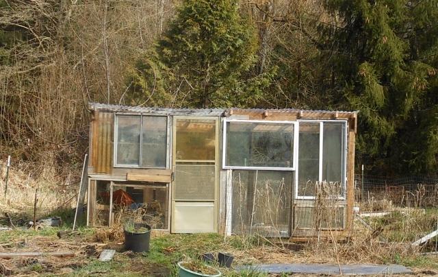 new greenhouse addition