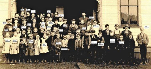 preston school photo 1908