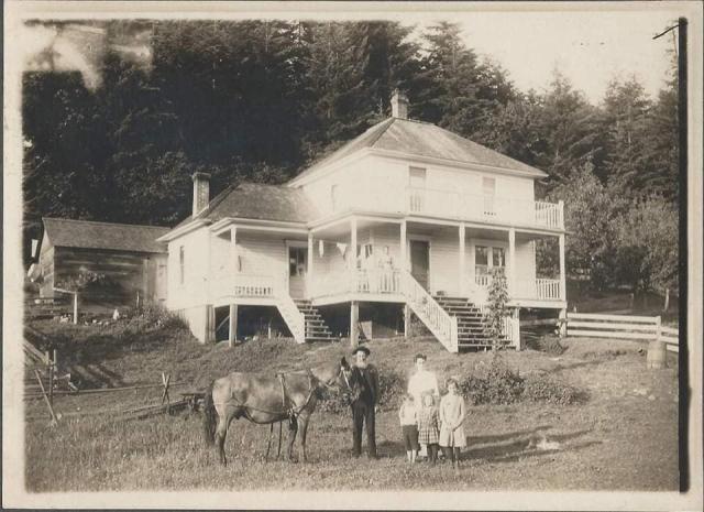 Mrs Kennedy's house