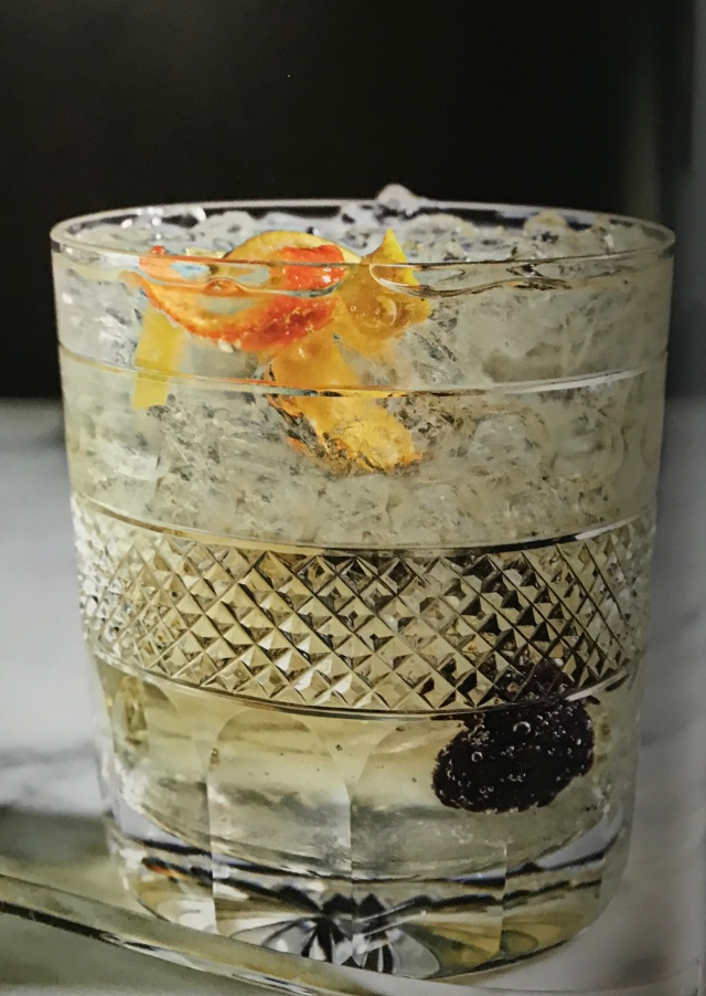 Champagne Cobbler photo