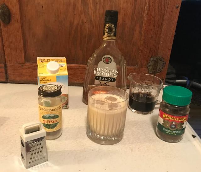 Coffee Cocktail 012520