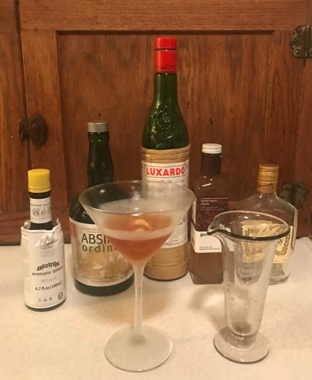 Improved Brandy Cocktail 020920