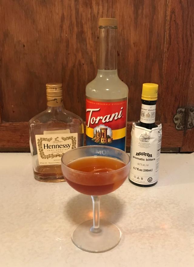 Japanese Cocktail 020320