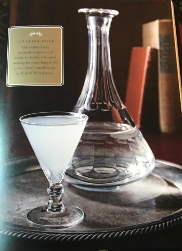 London Cocktail photo