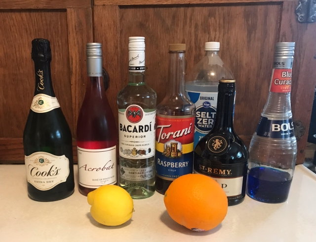 Prince Of Wales Punch ingredients