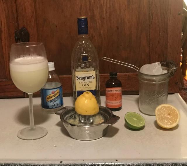 Ramos Gin Fizz 021220