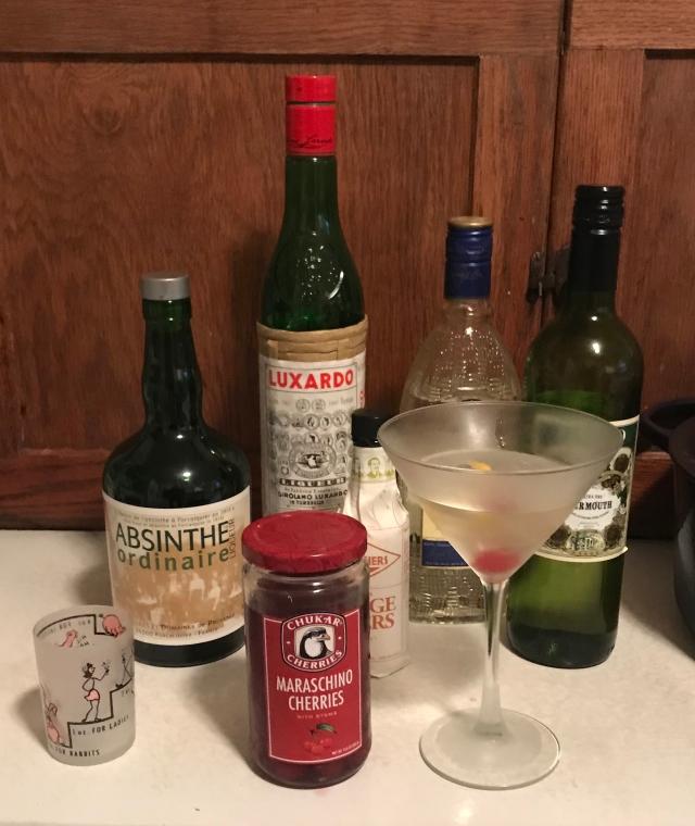 Tuxedo Cocktail No 2 012220