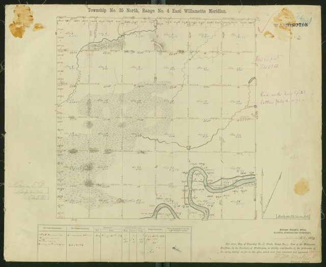 1873 Skagit survey