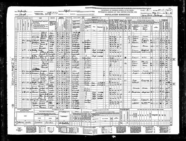 1940 United States Federal Census Belfast page 4