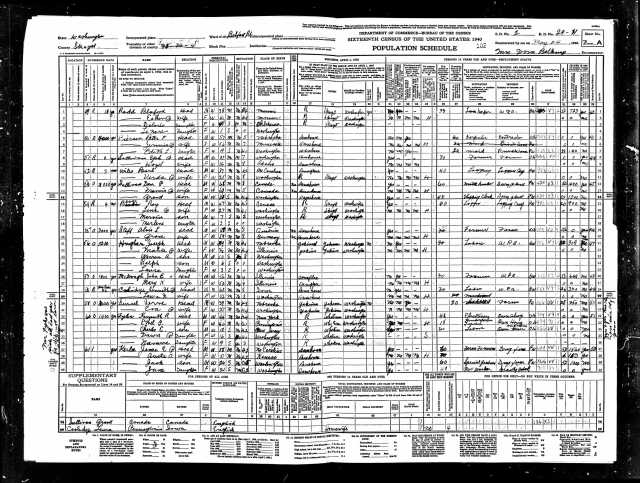 1940 United States Federal Census Belfast page 5