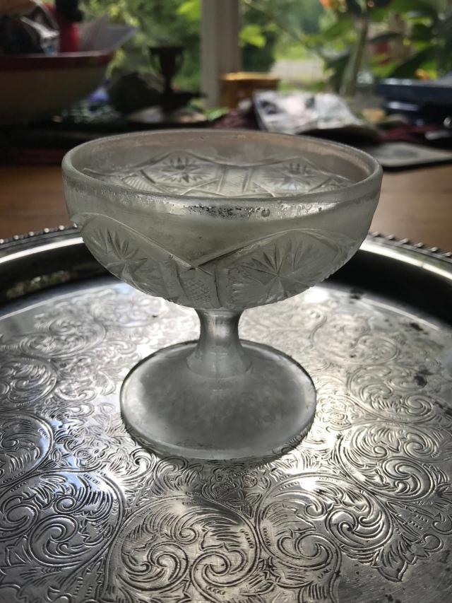 Dry Martini close up