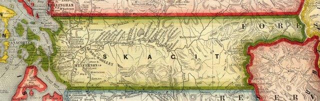 skagit map 1908