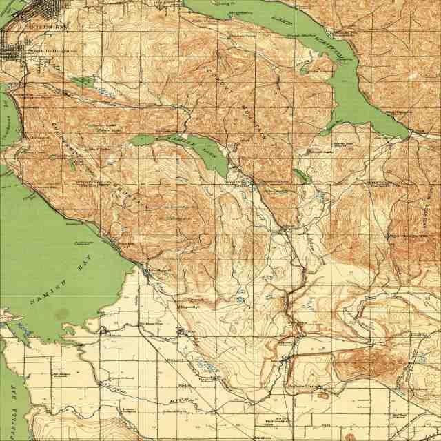 WA_Samish Lake_243571_1918_62500_geo