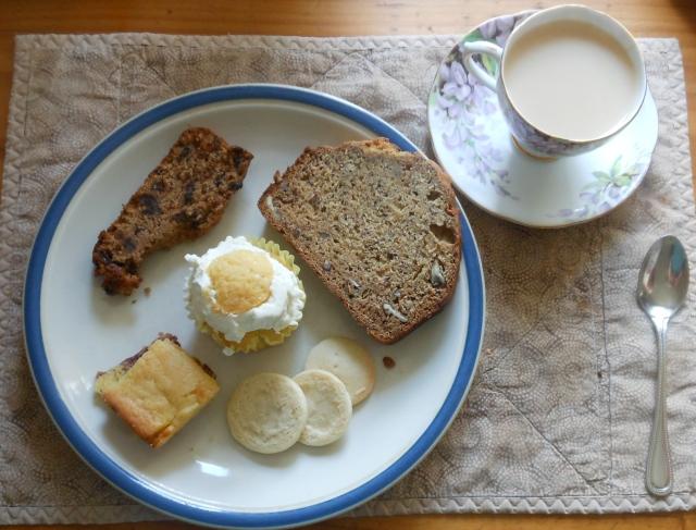 Shetland Sunday Tea treats