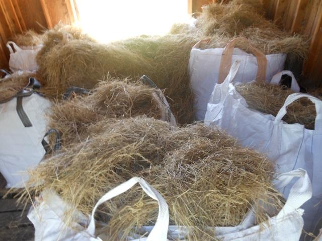 hay barn contents