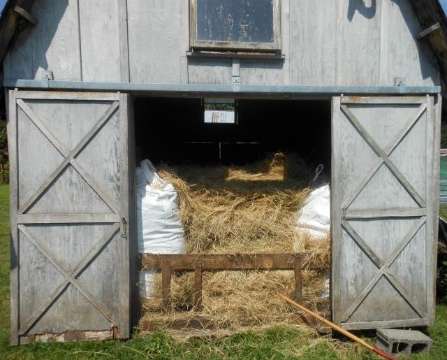 hay barn east end