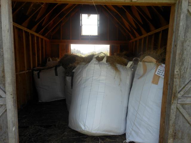 hay barn west end